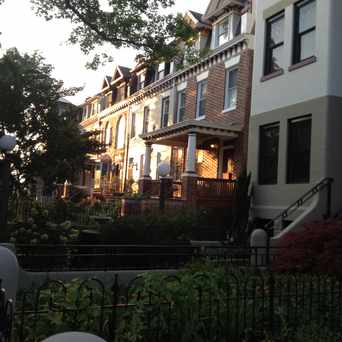 Photo of Rowhouses on Kenyon St Nw in Columbia Heights, Washington D.C.