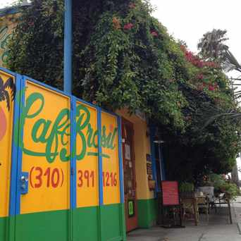 Photo of Café Brasil in Culver City