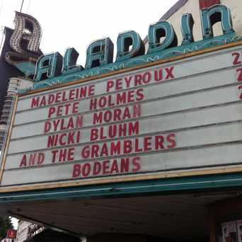 Photo of Aladdin Theater in Brooklyn, Portland