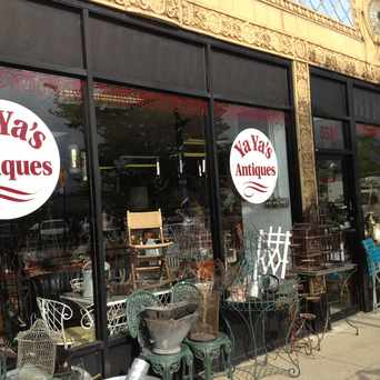 Photo of Ya Ya's Antiques in Edgewater, Chicago