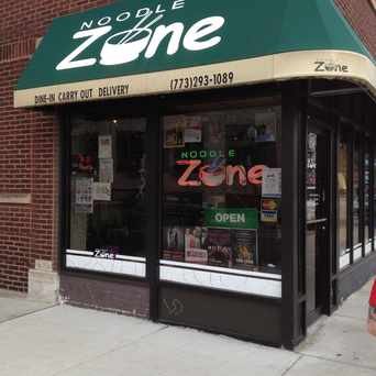 Photo of Noodle Zone & Sushi Bar in Edgewater, Chicago