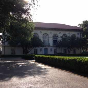 Photo of Battle Hall in University of Texas-Austin, Austin