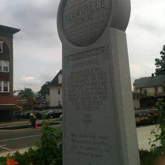Photo of Parkville WWII Memorial in Parkville, Hartford
