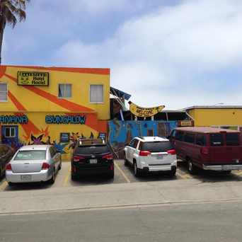 Photo of Banana Bungalow Hostel in Pacific Beach, San Diego