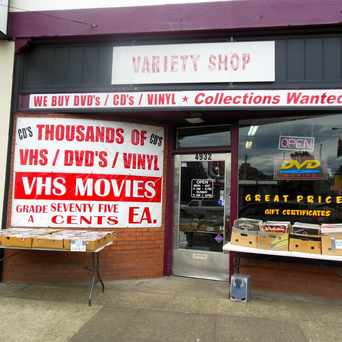 Photo of Variety Shop 4932 SE Foster Portland, Oregon 97206 in Creston-Kenilworth, Portland