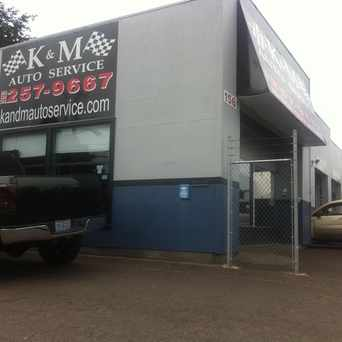 Photo of K&M Auto Service in Mill Park, Portland