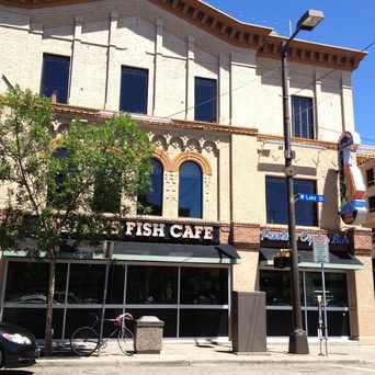 Photo of Stella's Fish Café & Prestige Oyster Bar in Uptown, Minneapolis