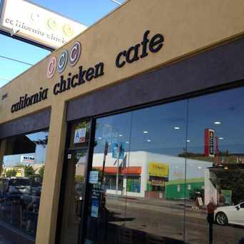 Photo of California Chicken Cafe in Westside, Los Angeles