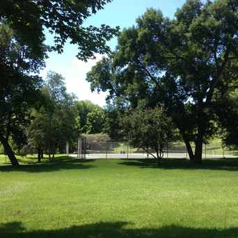 Photo of Big Tennis Courts in Linden Hills, Minneapolis