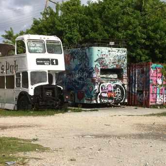 Photo of NE 2 AV & NE 54 ST in Little Haiti, Miami