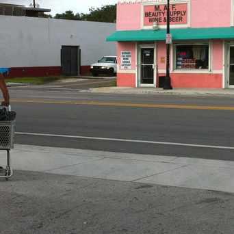 Photo of NE 2 AV & NE 57 ST in Little Haiti, Miami