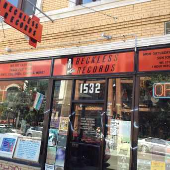 Photo of Reckless Records in Fulton River District, Chicago