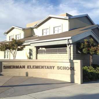 Photo of Sherman Elementary School in Sherman Heights, San Diego