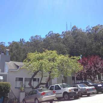 Photo of Woodland Ave in Parnassus Heights, San Francisco