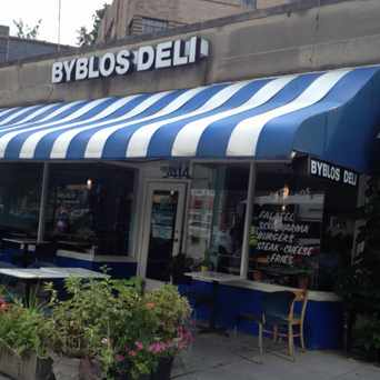 Photo of Byblos Deli in Cleveland Park, Washington D.C.