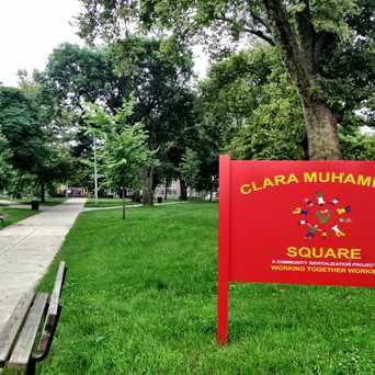 Photo of Clare Muhammad Square in Mill Creek, Philadelphia
