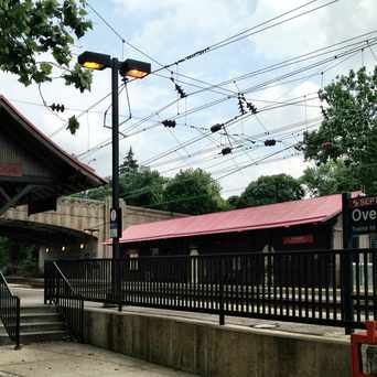 Photo of Overbrook Train Station in Philadelphia