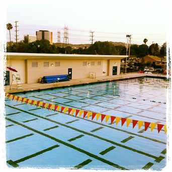 Photo of Verdugo Park Pool in Magnolia Park, Burbank