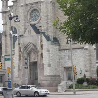 Photo of St Anthony Catholic Church in Historic Mitchell Street, Milwaukee