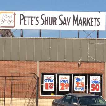 Photo of Shur-Sav Markets in Hamilton Heights, St. Louis