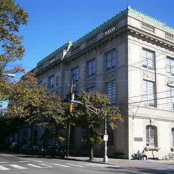 Photo of Jersey City Main Library Literacy Dept. in Historic Downtown, Jersey City