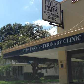Photo of Hyde Park Veterinary Clinic in Historic Hyde Park North, Tampa