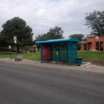 Photo of Bus Stop, Albuquerque NM in Hodgin, Albuquerque