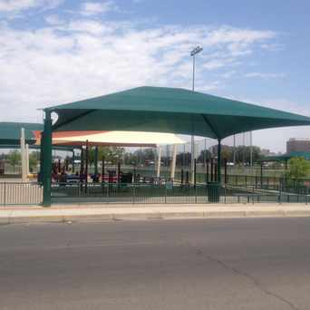 Photo of Tingley Field in Barelas, Albuquerque