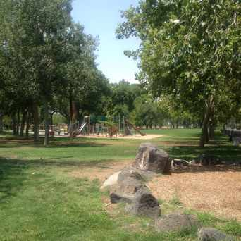 Photo of Kit Carson Park in Albuquerque