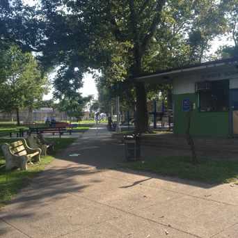 Photo of Stinger Square Park in Grays Ferry, Philadelphia
