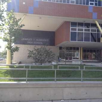 Photo of Audenried Senior High School in Grays Ferry, Philadelphia