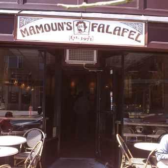 Photo of Mamoun's Falafel in Hoboken