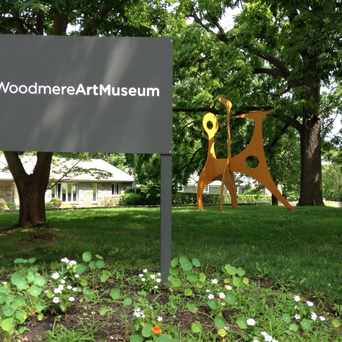 Photo of Woodmere Art Museum in Chestnut Hill, Philadelphia