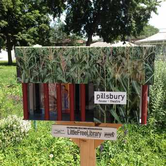 Photo of Free Little Library in Field, Minneapolis