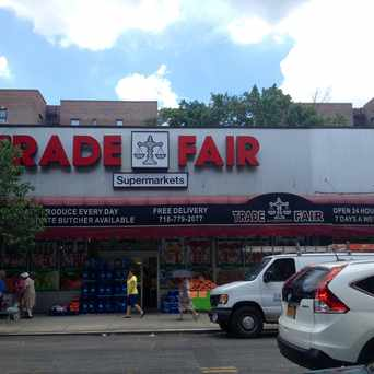 Photo of Trade Fair in Jackson Heights, New York