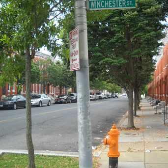 Photo of N Stricker St in Sandtown-Winchester, Baltimore