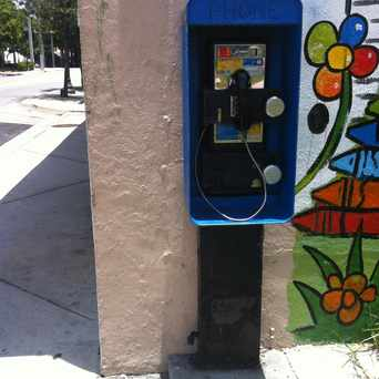 Photo of Pay phone in Overtown, Miami