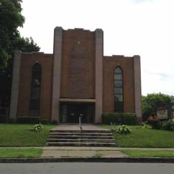 Photo of Baber A.M.E. Church in Pearl-Meigs-Monroe, Rochester