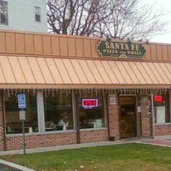 Photo of Sante Fe Pizza & Grill in Paterson