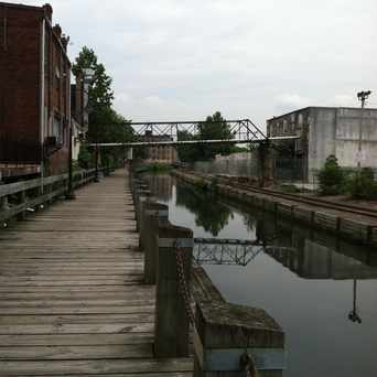 Photo of Canal Docks in Manayunk, Philadelphia
