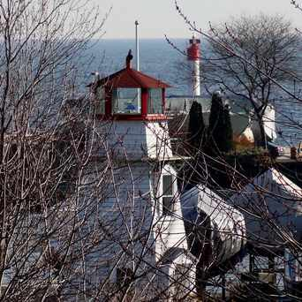 Photo of Shipyard Park - Light Houses - Old and New in Oakville