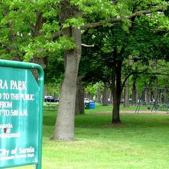 Photo of Canatara Park in Sarnia