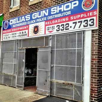 Photo of Delia's Gun Shop in Tacony - Wissinoming, Philadelphia