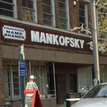 Photo of Mankovsky Shoe Co in Downtown, St. Louis