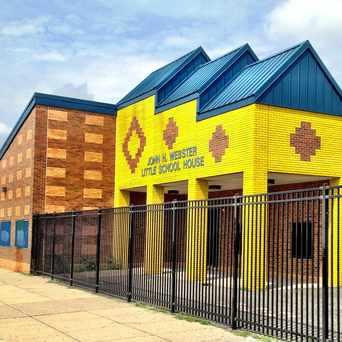Photo of John H. Webster Public School in Avenue of the Arts South, Philadelphia