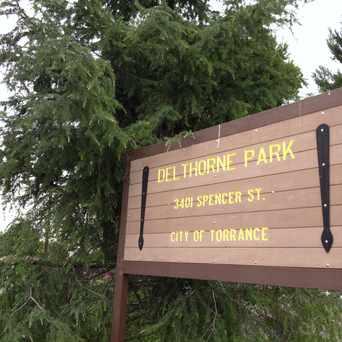 Photo of Delthorne Park in Delthome, Torrance