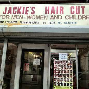 Photo of Jackie Hair Cuts in Kensington, Philadelphia