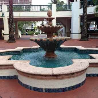 Photo of Fountain in Downtown, Fort Lauderdale