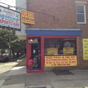 Photo of Jackie's King of Seafood in Frankford, Philadelphia