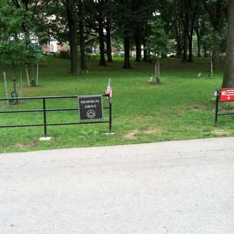 Photo of Vancourtlandt Memorial Field, Bronx Ny in Van Cortlandt Park, New York